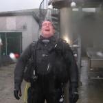 Not a warm shower
