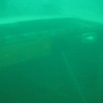 Trawler wreck
