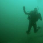 Killary shore dive
